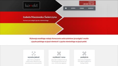 www.korrekt.pl